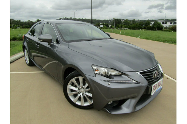 2014 Lexus IS GSE30R IS250 Luxury Sedan