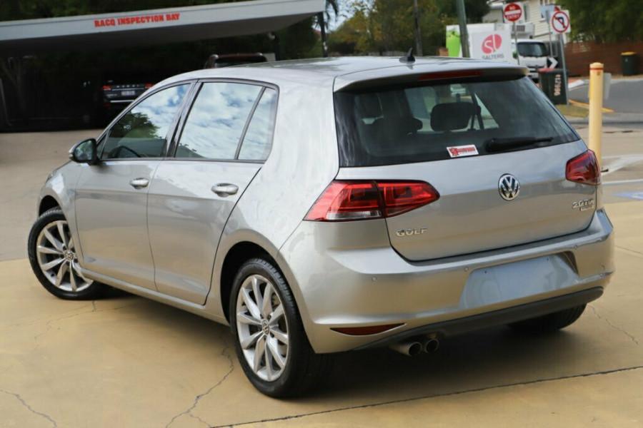 2013 Volkswagen Golf VII 110TDI DSG Highline Hatchback