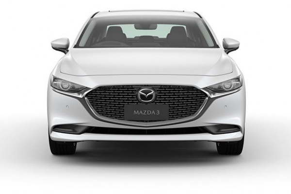 2021 MY20 Mazda 3 BP G25 Astina Sedan Other