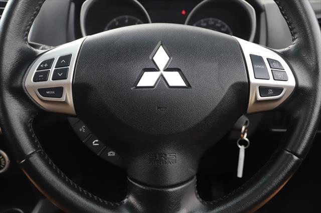 2012 Mitsubishi ASX XA MY12 Suv Image 16