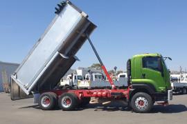 2013 Isuzu FXY 1500 Manual Truck