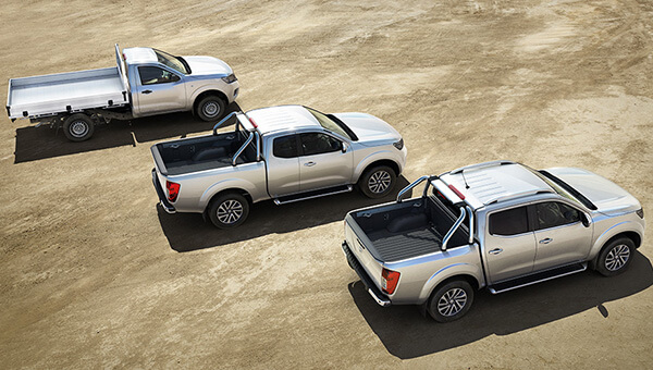 Navara Weigh up your options