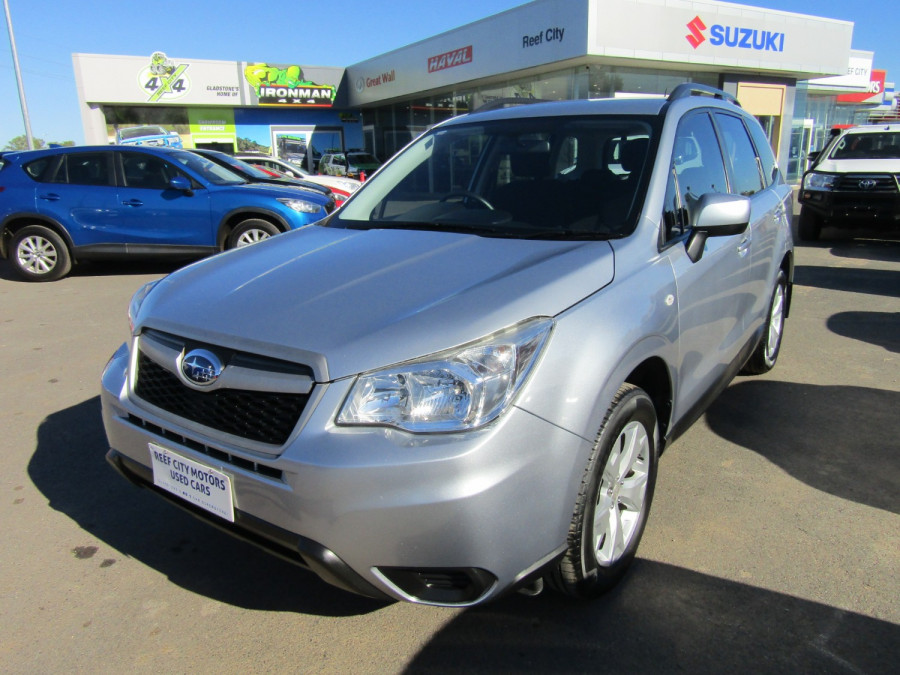 2013 Subaru Forester S4 2.0D Suv Image 1