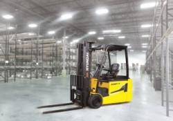 New Hyundai Forklifts 10/13/15 BTR-9