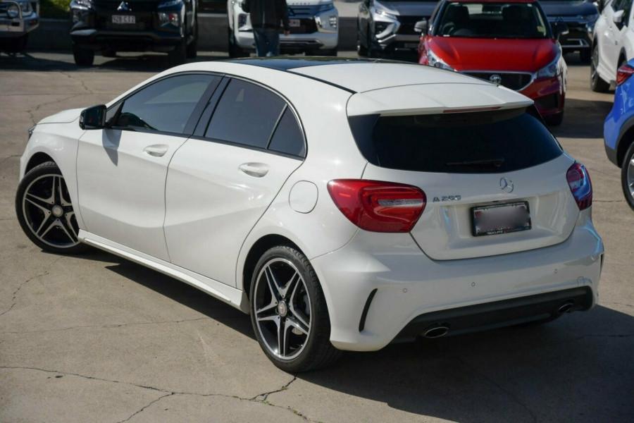 2015 MY06 Mercedes-Benz A-Class W176 806MY A200 DCT Hatchback
