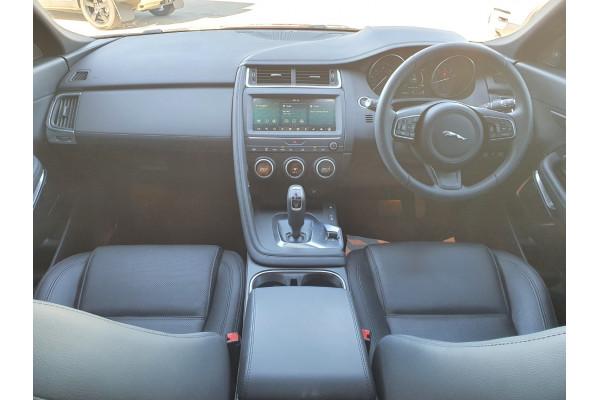 2019 Jaguar E-PACE X540 19MY D240 Suv Image 3