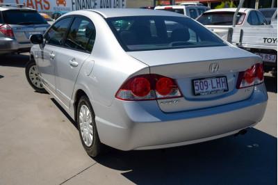 2008 Honda Civic 8th Gen MY08 VTi Sedan Image 3