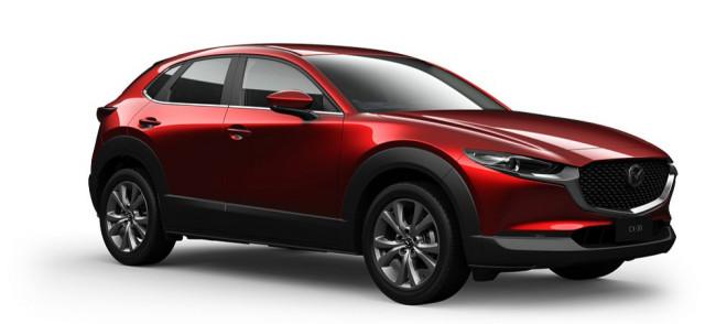 2020 Mazda CX-30 DM Series G20 Evolve Wagon Mobile Image 7