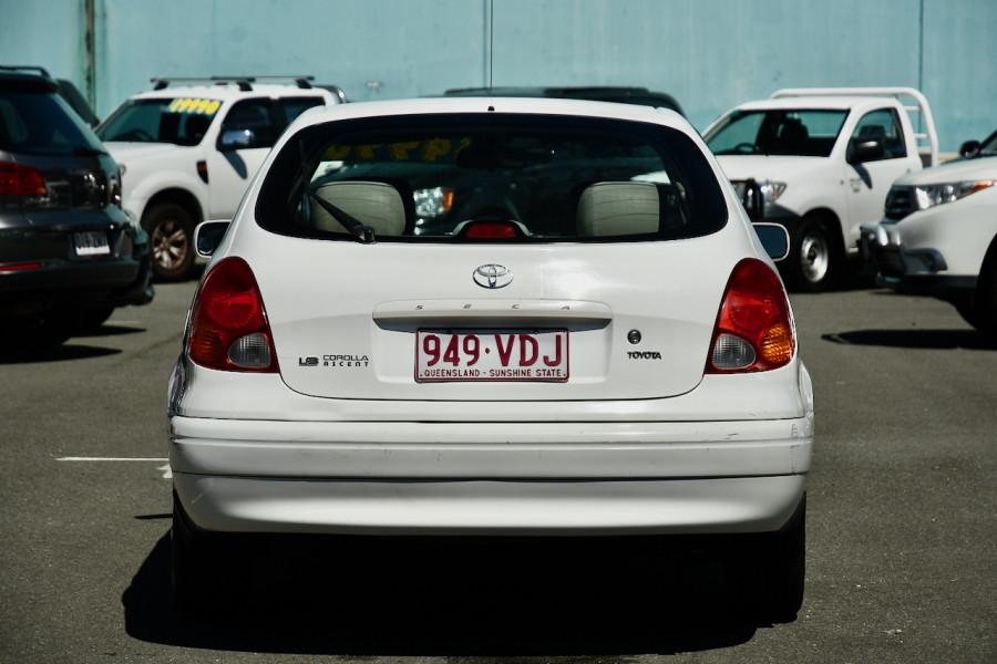 2001 Toyota Corolla AE112R Ascent Ute
