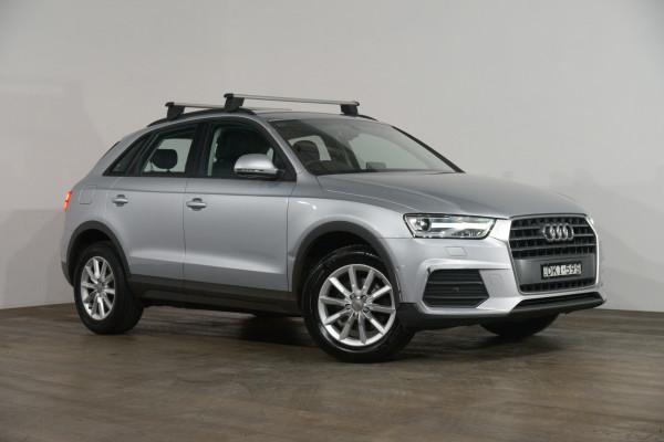 Audi Q3 1.4 Tfsi (110kw) Audi Q3 1.4 Tfsi (110kw) Auto