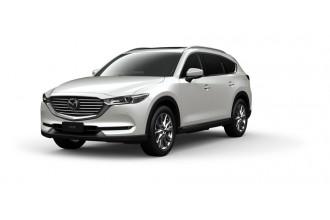 2020 Mazda CX-8 KG Asaki Suv Image 2