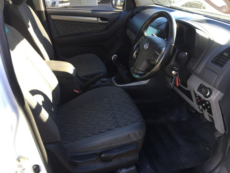 2015 Holden Colorado RG Turbo LS 4x4 s/c workbdy