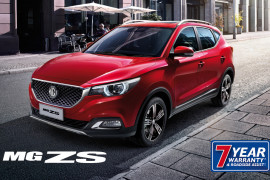 The MG ZS makes an impressive Australian debut