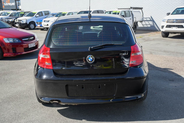 2009 BMW 1 Series E87 MY09 118i Hatchback Image 6