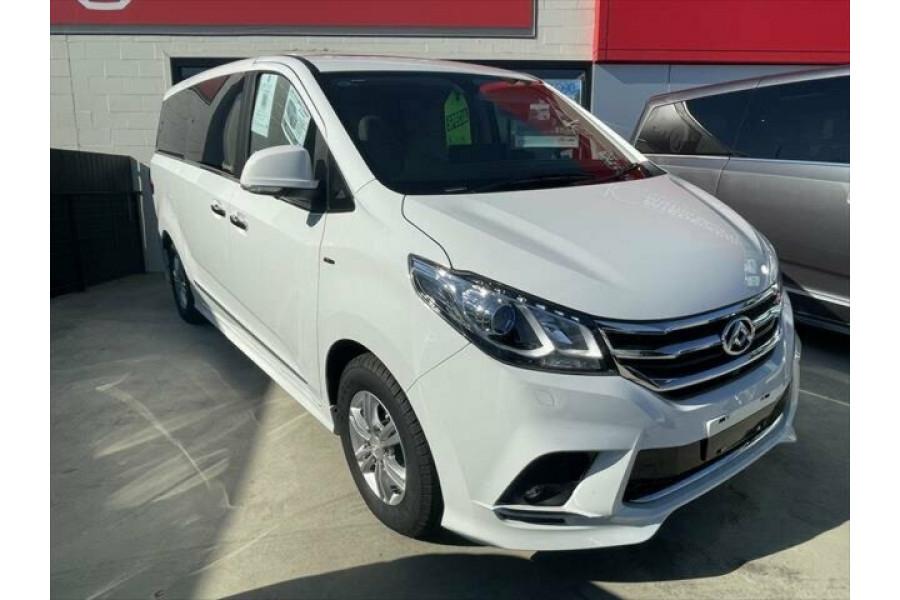 2021 LDV G10 SV7A Executive 7 Seat Wagon