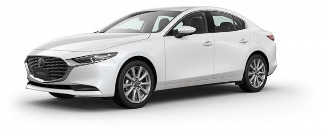 2021 Mazda 3 BP G20 Touring Sedan Sedan Mobile Image 1