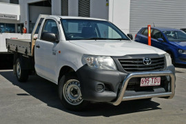 Toyota Hilux Workmate 4x2 TGN16R MY12
