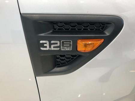 2015 Ford Ranger PX Turbo XL 4x4 dual cab