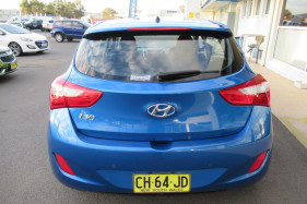 2016 MY17 Hyundai I30 GD4 SERIES II MY17 ACTIVE Hatch Image 5