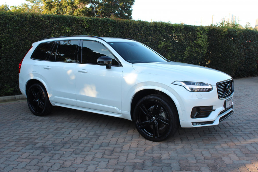 2017 MY18 Volvo XC90 Vehicle Description. L  MY17 D5 R-DESIGN WAG GEAR 8SP 2.0DTT D5 Suv