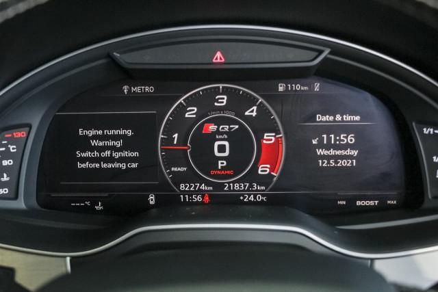 2017 Audi Sq7 4M MY17 TDI Suv Image 9