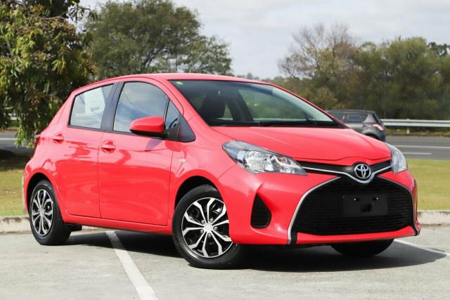 2016 Toyota Yaris Ascent