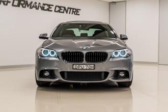 2016 BMW 5 Series F10 LCI 520i M Sport Sedan Image 3
