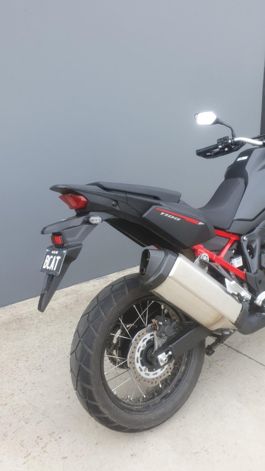 2020 Honda CRF1100AL2 TEMP 2020 Africa Twin Motorcycle Image 16