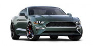 ford Mustang Bullitt Accessories Emerald