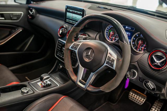 2013 Mercedes-Benz A-class Hatchback Image 21