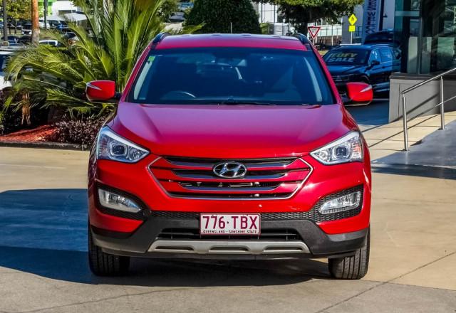 2013 Hyundai Santa Fe DM Active Suv