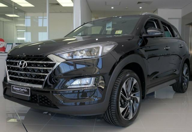 2018 MY19 Hyundai Tucson TLe3 Special Edition AWD Wagon