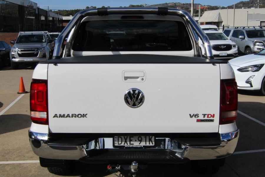 2018 Volkswagen Amarok 2H  TDI550 Sportline Dual cab Image 4