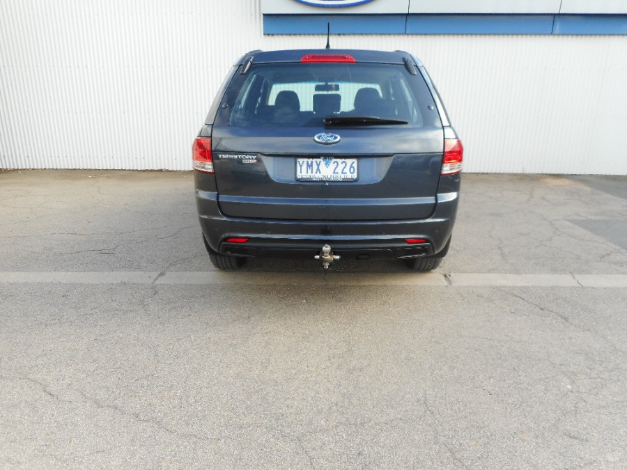 2011 Ford Territory SZ TX Wagon Image 7