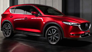 CX-5 Renewed. Refined. Perfected.