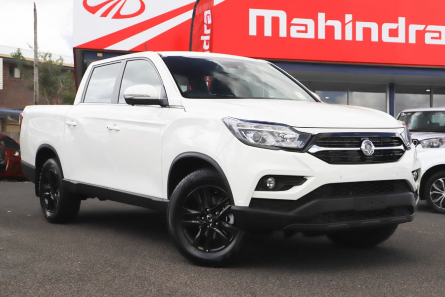 2021 MY20.5 SsangYong Musso Q200 Ultimate Utility Image 1