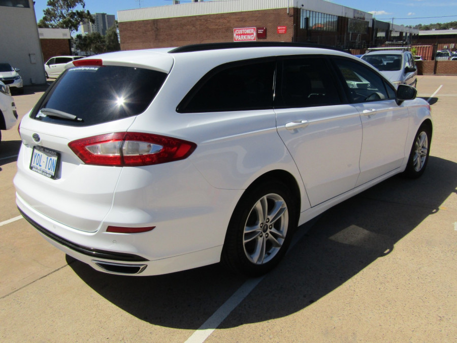 2016 Ford Mondeo MD Ambiente Wagon Wagon Image 6