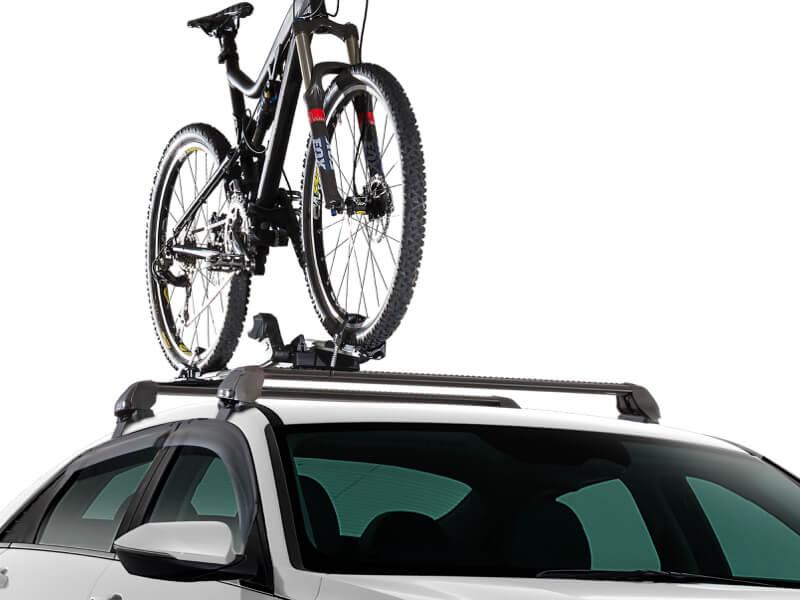 """<img src=""""Bike carrier - wheel on."""