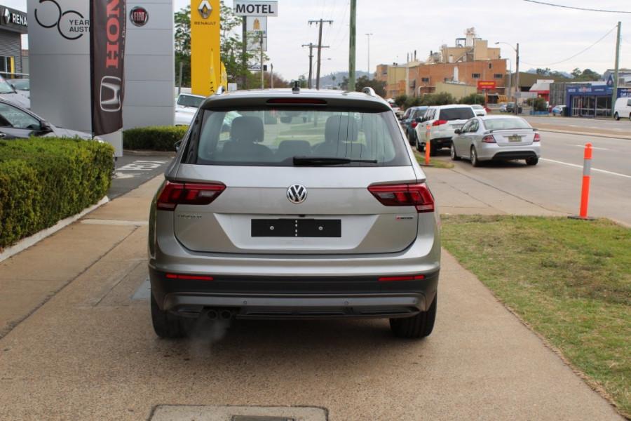2019 MY19.5 Volkswagen Tiguan 5N Comfortline Suv