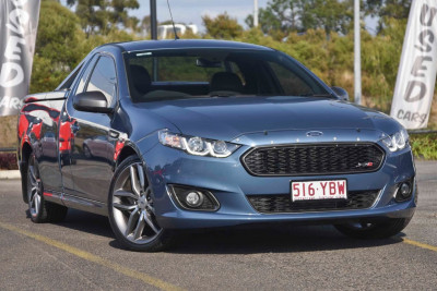 Ford Falcon Turbo FG X XR6