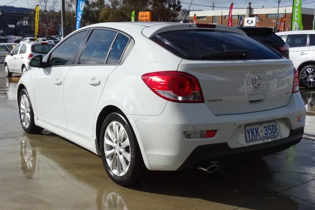 2015 Holden Cruze SRi 6 of 28