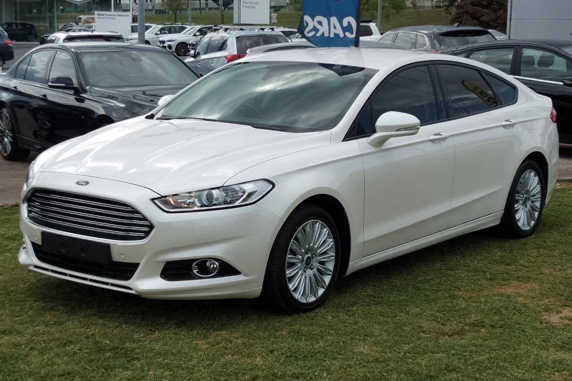 2015 Ford Mondeo MD TREND Hatchback