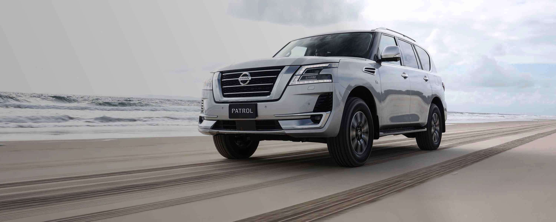 The New Nissan Patrol Image