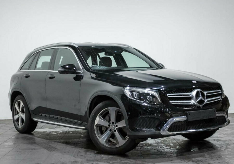 2015 Mercedes-Benz GLC220 d 9G-TRONIC 4MATIC Wagon