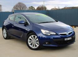 Holden Astra GTC - Sport PJ  GTC