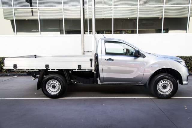 2019 Mazda BT-50 UR 4x2 2.2L Single Cab Chassis XT Cab chassis Mobile Image 5