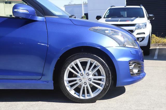 2012 Suzuki Swift FZ Sport Hatchback Image 6