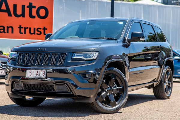 2015 Jeep Grand Cherokee WK  Blackhawk Suv