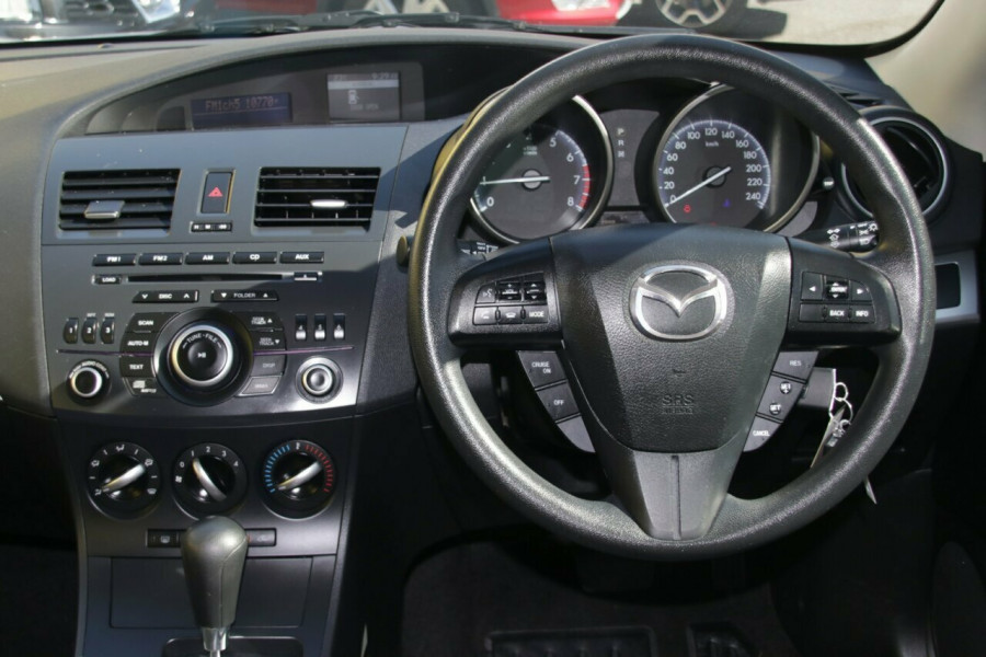 2012 Mazda 3 BL10F2 Neo Activematic Hatchback