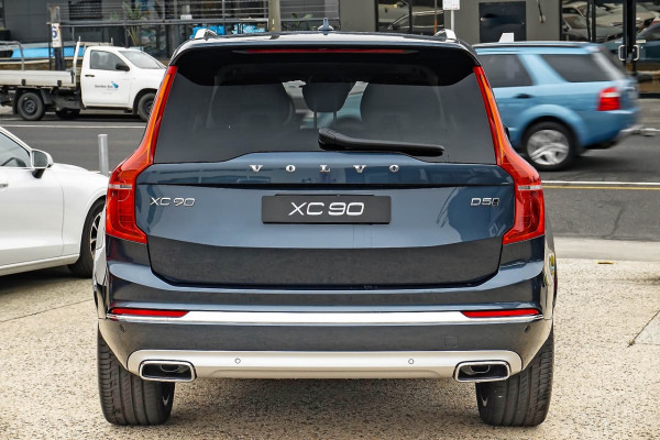2021 Volvo XC90 L Series D5 Inscription Suv Image 4